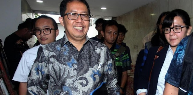 Satgas Antimafia Bola Tetapkan PLT Ketum PSSI, Joko Driyono Jadi Tersangka