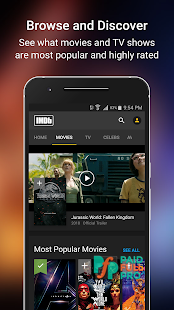 IMDb Movies And TV Mod APK