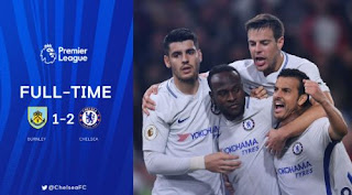 Burnley vs Chelsea 1-2 VideoGol & Highlights