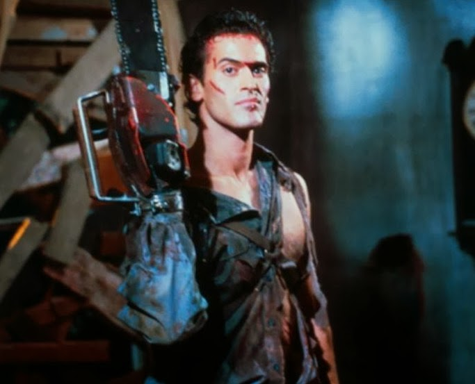 Streaming & Scheming.: The Evil Dead & Evil Dead II.