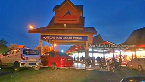 Medan Ikan Bakar Pernu, Melaka ::: Parameswara