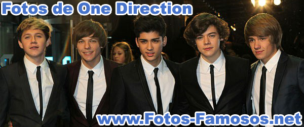 Fotos de One Direction