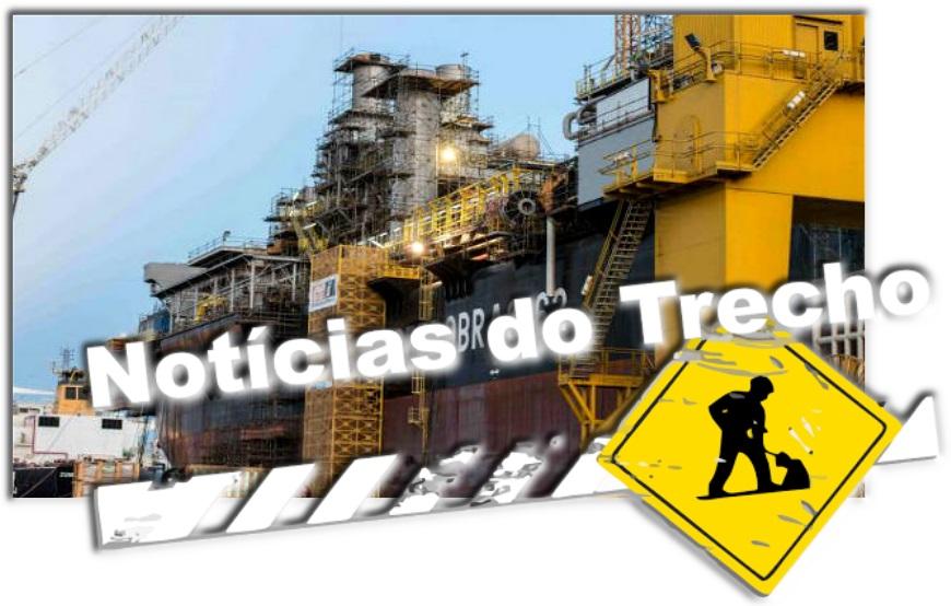 EMPREGOS: Petrobras licita manutenção de 13 plataformas