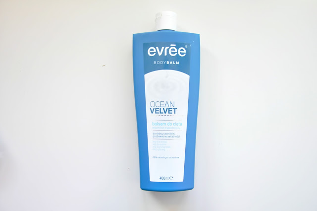 balsam do ciała evree body balm ocean velvet