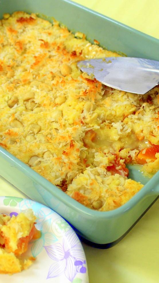 Ripe Papaya Cake Recipe