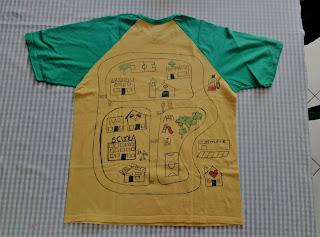 idea regalo per la festa del papà maglietta
