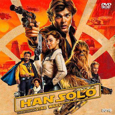 Han Solo - Una historia de Star Wars - [2018]