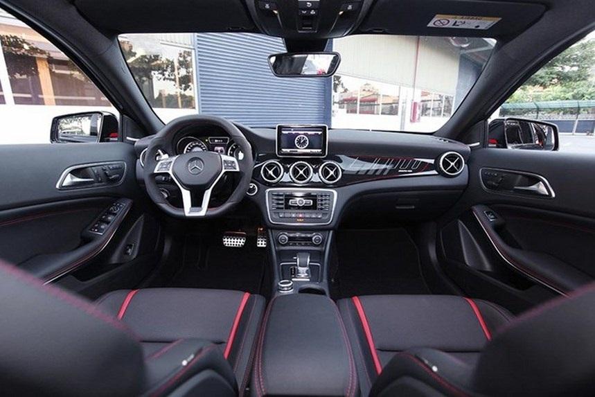 Kết quả hình ảnh cho mức giá Mercedes GLA 200