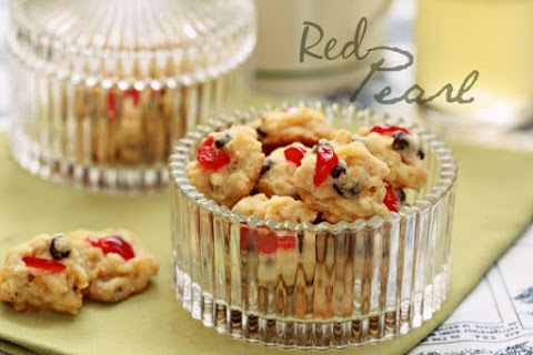 #22 BISKUT RED PEARL