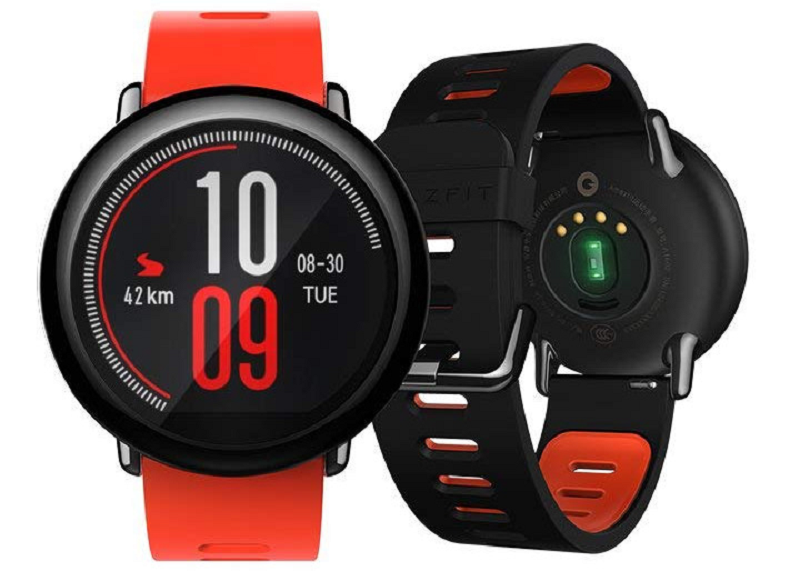 Huami boosts portfolio with the launch of Amazfit Cor fitness band, Pace Multisport GPS smartwatch!