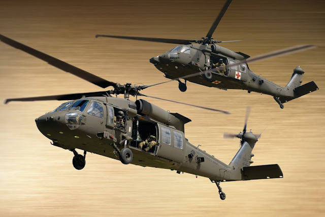 Sikorsky contract Black Hawk helicopters U.S. Army