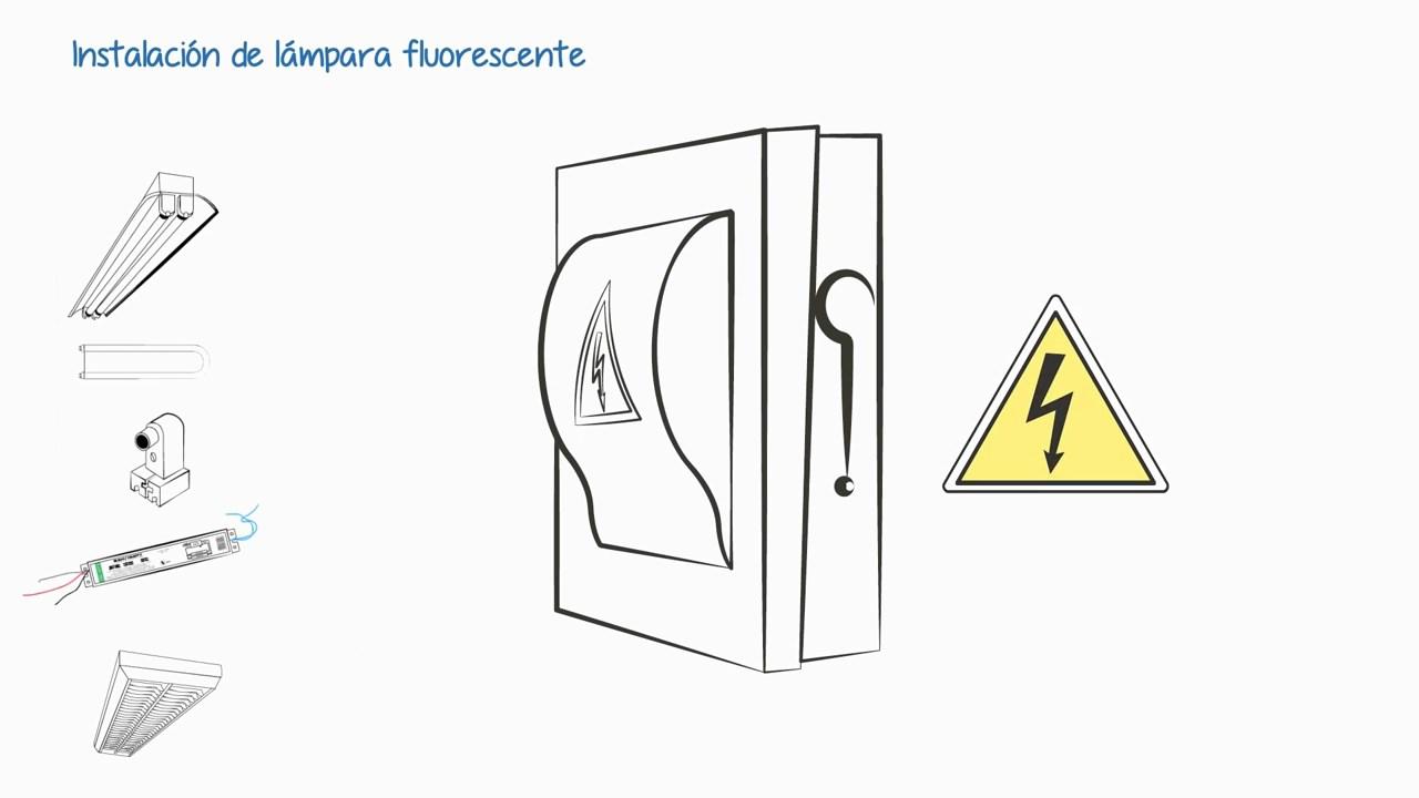 Instalaciones eléctricas residenciales - Desconectar circuito antes de realizar conexiones