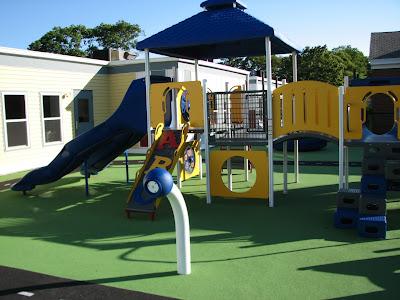 Hyannis West Elementary School Playground