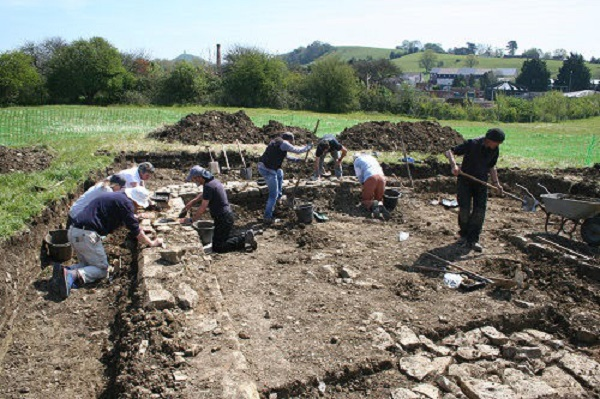 Earliest monastery in the British Isles discovered