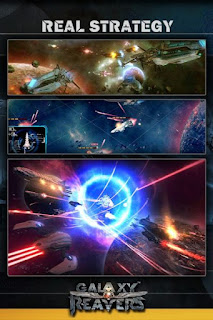 Galaxy Reavers-Space RTS Apk