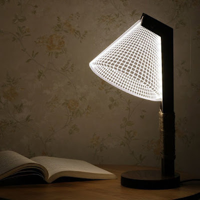 3D Dimmable Night Light