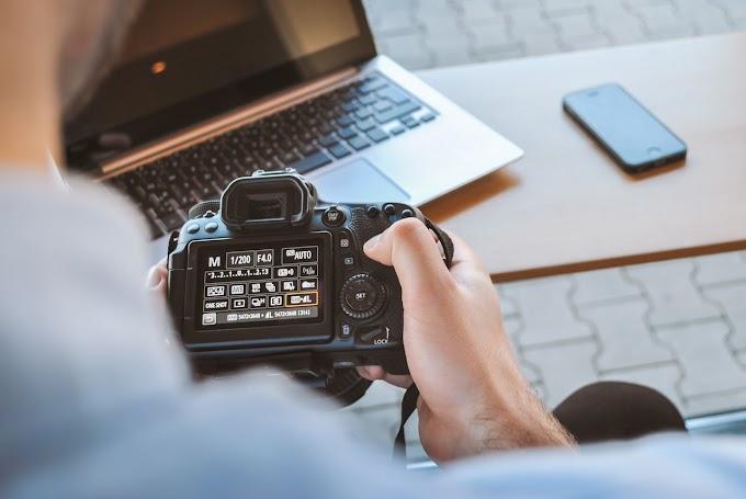 How To Build Photographer's Portrait Website