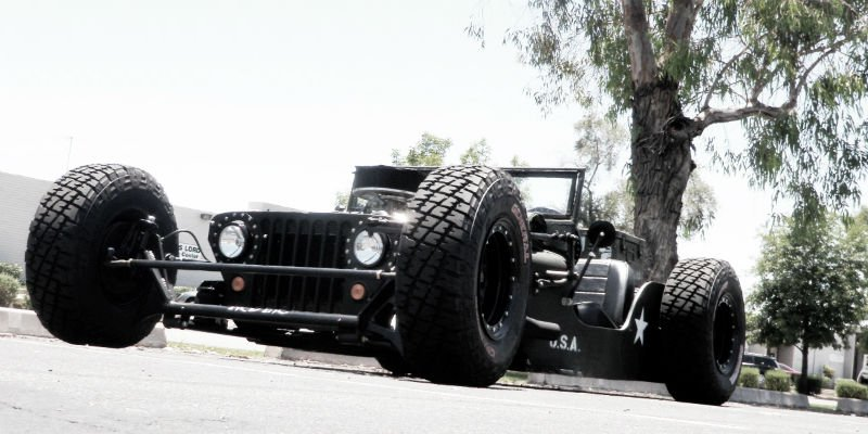 SANDSTORM RAT ROD - Terrible unit