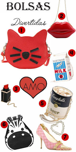 Trend: Funny Bags