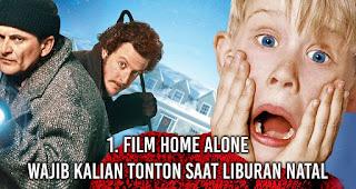 Film Home Alone wajib kalian tonton saat Liburan Natal