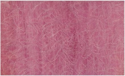 Papel al engrudo rosa oscuro