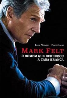 Mark Felt: O Homem Que Derrubou a Casa Branca - BDRip Dual Áudio