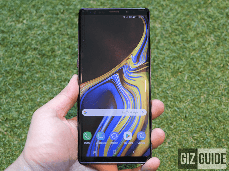 Top nine highlights of the Samsung Galaxy Note9