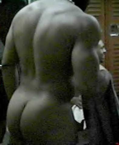 Tim Hardaway Naked In The Locker Room 34
