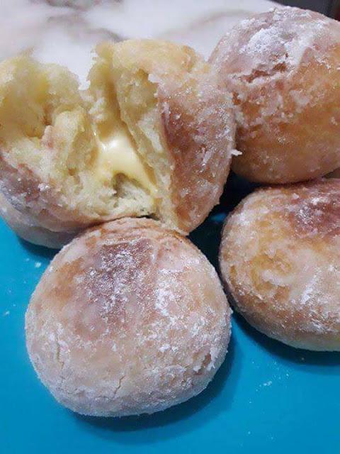 Resepi Donut Gebu Viral Mudah Dan Sedap