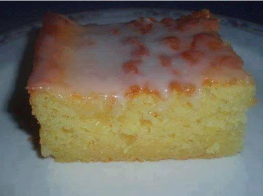 Best Cake Recipes Lemon: Recipe : Best Lemon Sheet Cake