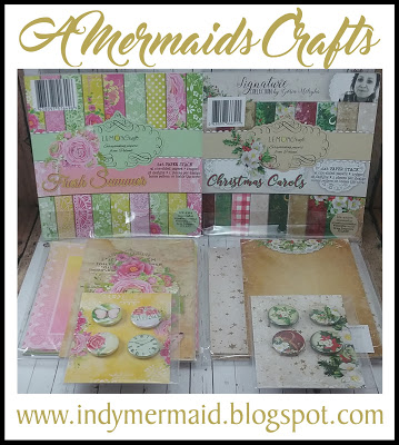 Lemoncraft Giveaway at A Mermaid's Crafts!