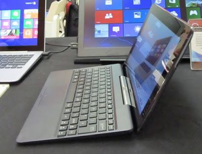 ASUS TRANSFORMER BOOK T100TA (64 GB) Review and Specifications