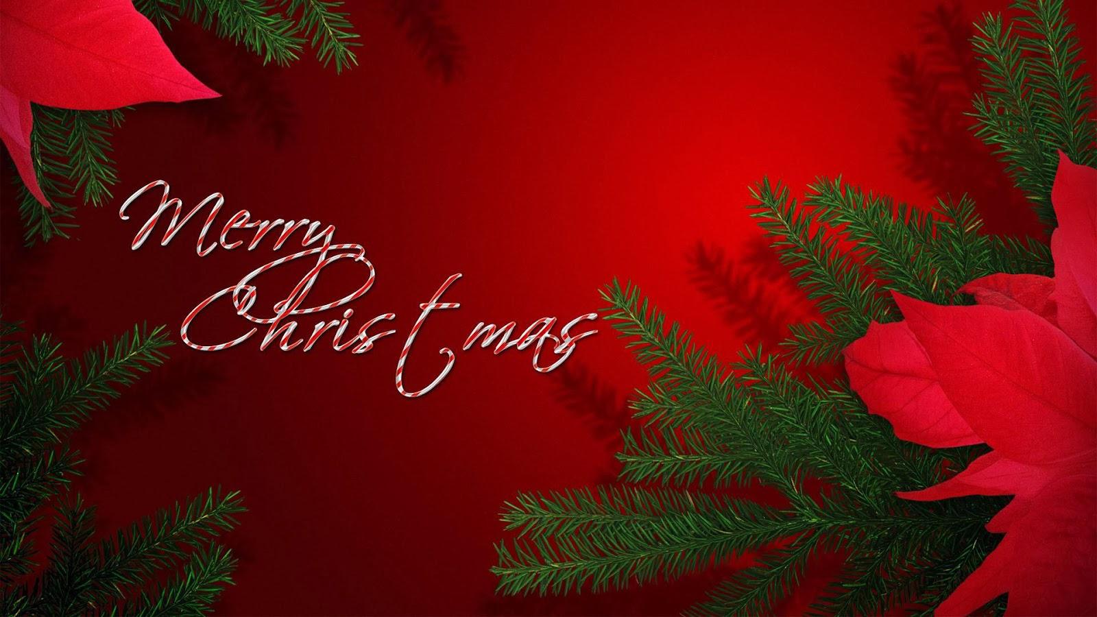 Bolas De Navidad Rojas Sobre Fondo Verde: Imágene Experience: Imágenes De Navidad Y Postales