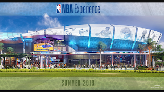 NBA Experience to Open in Place of DisneyQuest