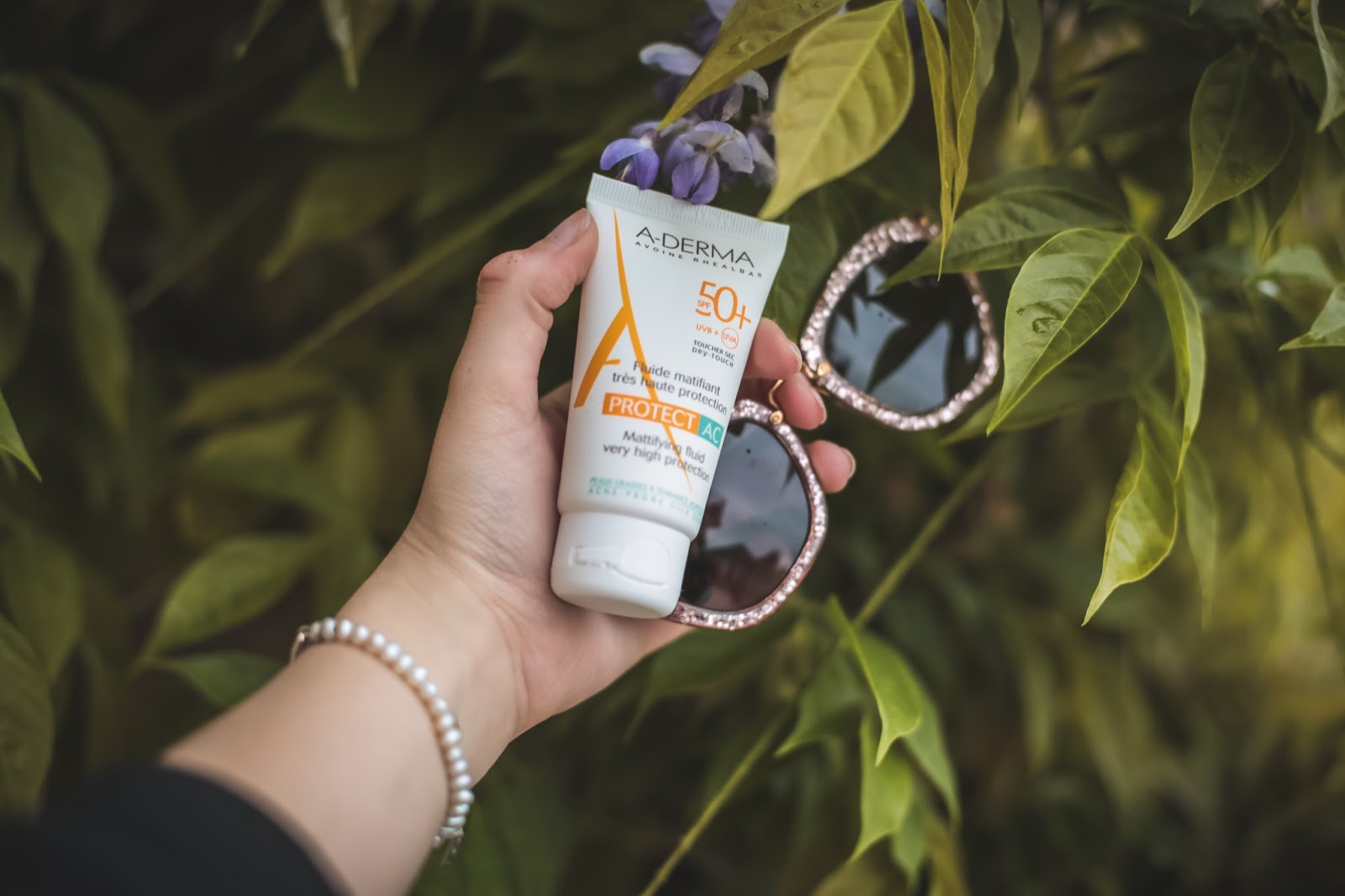 fluide matifiant Protect AC haute protection SPF 50+