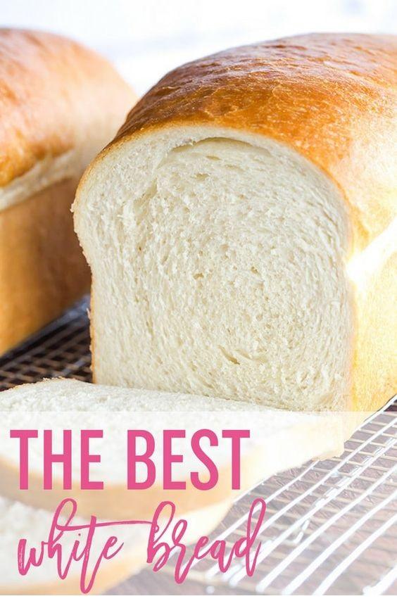 My Favorite White Bread Recipe