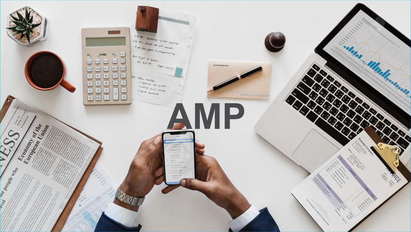 Cara pasang Template AMP Google untuk Blog