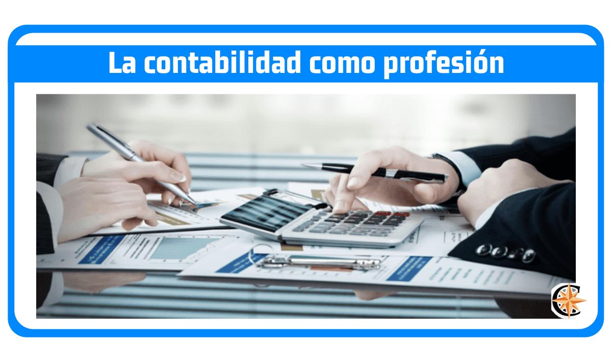 ¿Qué es la contabilidad como profesión?