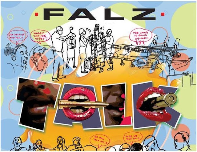 Latest Video: Falz-Talk