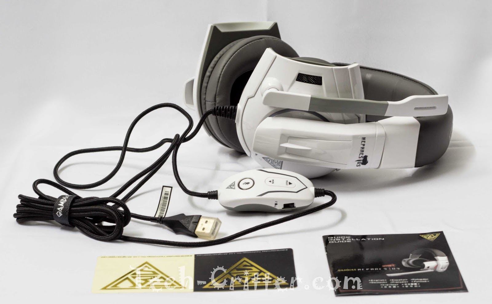 Unboxing & Review: Gamdias Hephaestus Gaming Headset 63