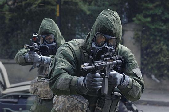 Apocalipse setembro 2015 - Operação militar