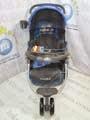 depan Kereta Dorong Bayi BabyDoes CH278 Parade-X Roda 3 Hadap Depan atau Belakang