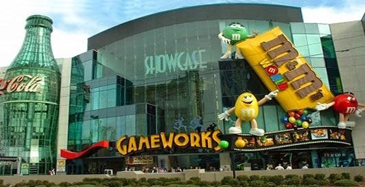 GameWorks Las Vegas Crianças
