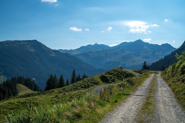E-Bike Rundtour Hochjoch - Alpe Innerkapell  Silvretta-Montafon 07