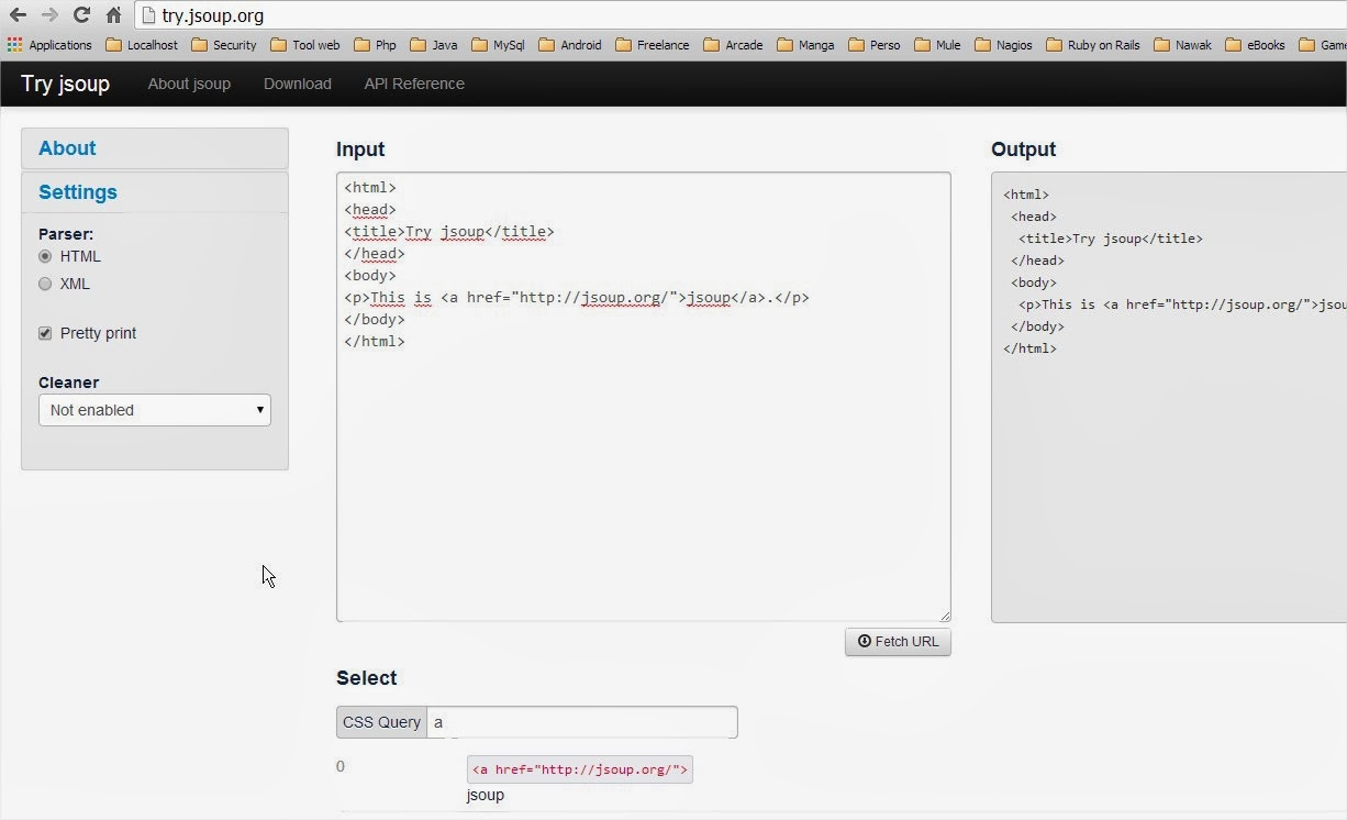 JAVA - How to parse an HTML document   CodingX