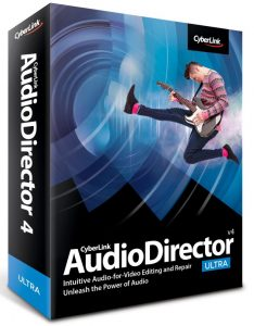 Download - CyberLink AudioDirector Ultra