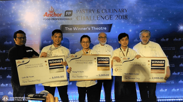 Anchor Food Professionals Pastry And Culinary Challenge 2018