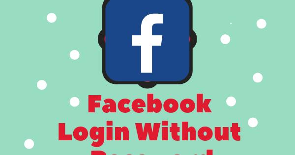 And www facebook password login Facebook