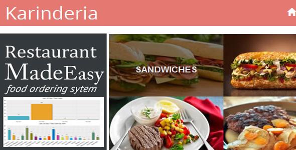 Restaurant Made Easy v1.0.8 - CodeCanyon