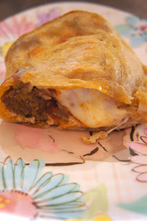 Italian Meatball Calzones: Savory Sweet and Satifying